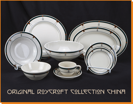 Original Roycroft China Collection